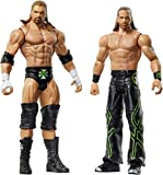 WWE - Pack de 2 figuras de accin, luchadores Triple H y Michaels (Mattel GBN53)