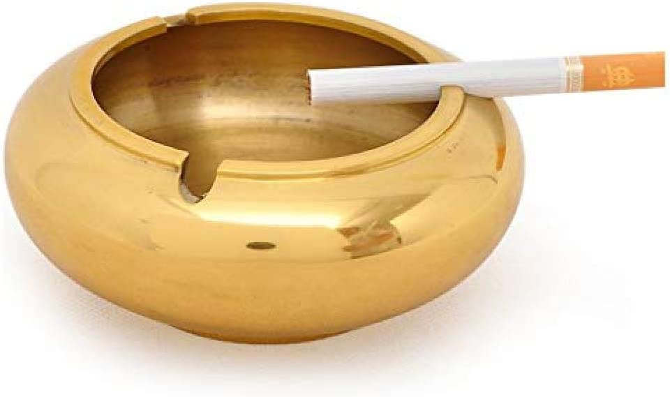 GUOCAO Decorations Art Craft Ashtray Room Home Offi Living Brass Minneapolis Mall New life