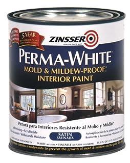 RUST-OLEUM 02704 Bathroom Paint, White Satin (B000BZX7HM) | Amazon price tracker / tracking, Amazon price history charts, Amazon price watches, Amazon price drop alerts