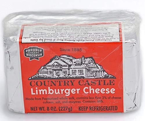 Brick - Limburger Cheese 8 oz.