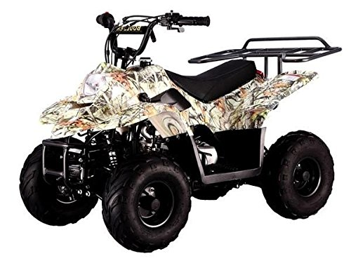 Taotao 110cc Four Wheelers 6' Tires Atvs Kids ATV Tree Camo