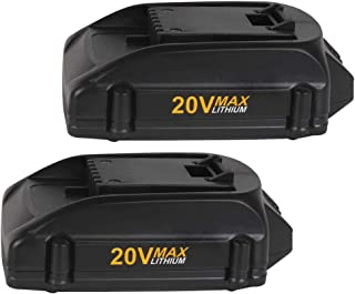 Best worx replacement battery Reviews