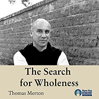The Search for Wholeness audiobook cover art