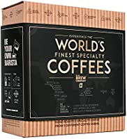 Original Gourmet Coffee Gift Set for Men & Women – 5 of The World's Finest Single Estate Specialty & Organic Coffees |...