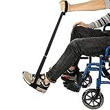 XER Rodilla Muslo Ayudar Ascensor Cinturón Elevadores de Pierna y Muslo Discapacidad Movilidad Ayuda Ocupacional Terapia Herramienta para Paciente Desventaja Coche