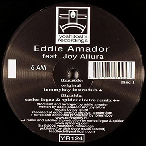 Eddie Amador feat. Joy Allura