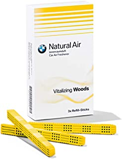 BMW Natural Air Freshener Refills (Vitalizing Woods)