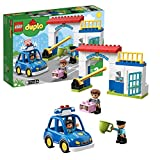 LEGO DUPLO Rescue Le commissariat de police Jeu de construction, 2 Ans et Plus, 38 Pièces  10902