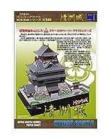 【ファセット】ペーパークラフト日本名城シリーズ1/300 清洲城