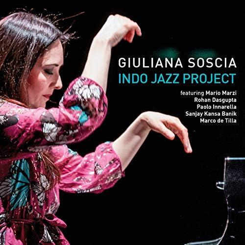 Giuliana Soscia feat. Mario Marzi, Rohan Dasgupta, Paolo Innarella, Sanjay Kansa Banik & Marco de Tilla