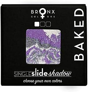 BRONX COLORS Urban Cosmetics SCBS10 Single Slide Baked Shadow Galaxy (1 x 2 g)