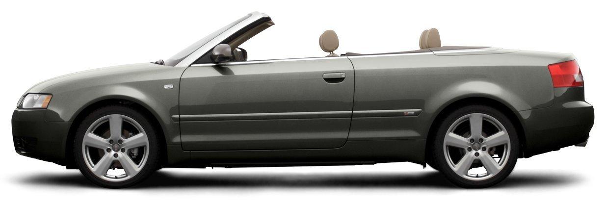 2006 Audi A4 Quattro 2.0T, 4-Door Sedan quattro Automatic Transmission ...