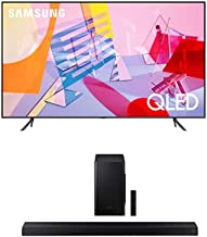 $855 » SAMSUNG 43-inch Class QLED Q60T Series - 4K UHD Dual LED Quantum HDR Smart TV (Alexa Built-in) with T650 Soundbar