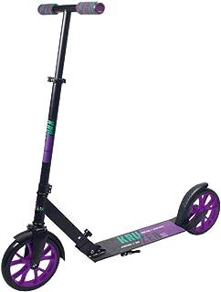Madd Gear Kruzer 200 Foldable Scooter, Purple