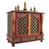 Wooden Temple/Home Temple/Pooja Mandir/Pooja...