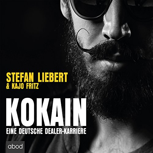 Kokain audiobook cover art