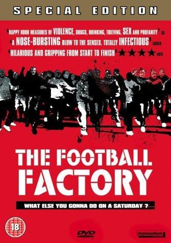 Football Factory [Reino Unido] [DVD]