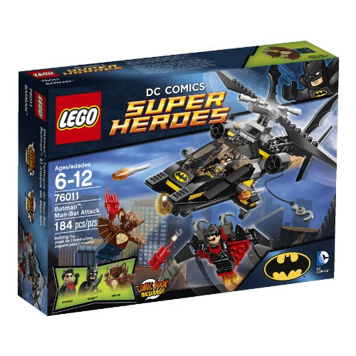 LEGO Superheroes 76011 Batman: Man-Bat Attack (Discontinued by manufacturer)