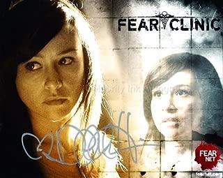 DANIELLE HARRIS as Susan - Fear Clinic Genuine Autograph