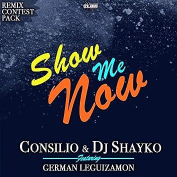 Show Me Now (Remix Contest Pack)