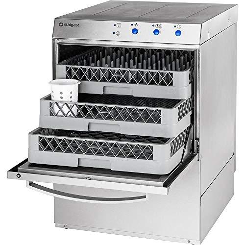 Geschirrspülmaschine Universal inkl. Klarspülmitteldosierpumpe, Multiphase 230/400V, 3,9/4,9 kW