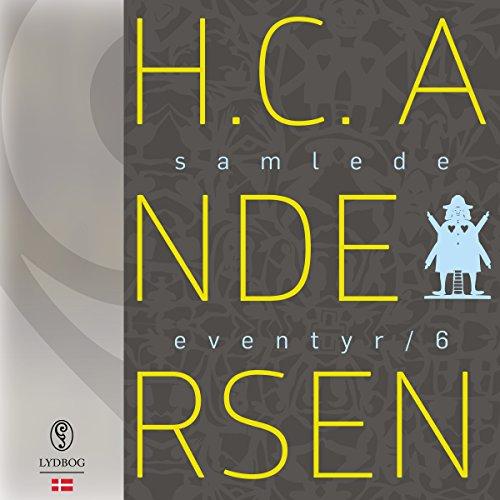 H.C. Andersens samlede eventyr 6 cover art