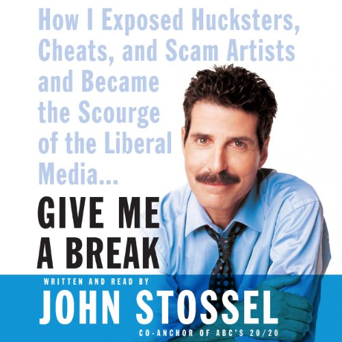 Give Me a Break audiobook cover art