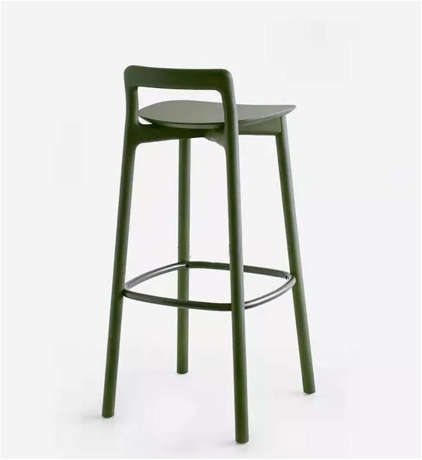 AGYQGOO Bar Stools Dining So Easy-to-use Chairs Modern New Orleans Mall Commercial