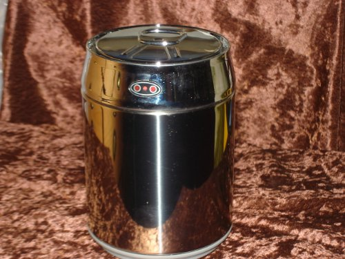 infactory Tischabfalleimer: Tisch-Mülleimer im Getränkedosen-Design, mit Bewegungssensor (Tischeimer)