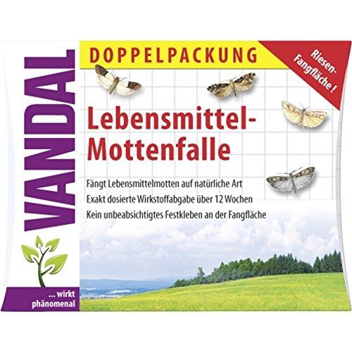 Vandal alimenti Motte Trappola