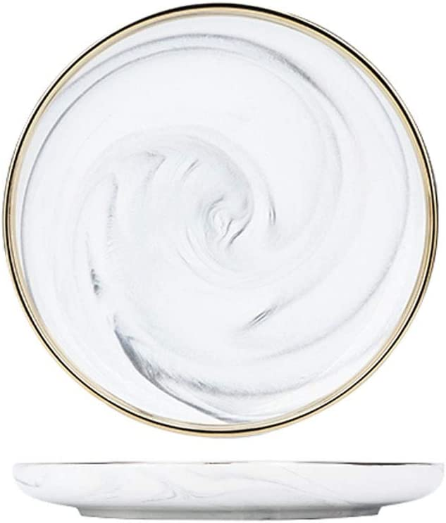 Nordic Ceramics Large special price !! Dinner Plate Phnom Plates S Penh Marbling New color