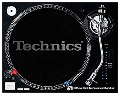 Technics MSILVER Turntable Slipmat