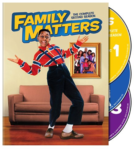 Family Matters: The Complete Second Season [Reino Unido] [DVD]