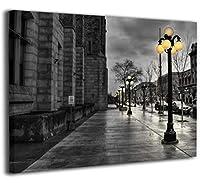 New York ポスター 装飾画 アートパネル 人気 インテリア 寝室の装飾 壁飾り 飾り絵 新築飾り 贈り物40x50cm (フレーム付き)