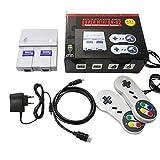 KingRex Classic Games Console, Retro Mini Game System, Retro Mini NES Console, Retro Game Console Built-in Games, 821 Classic Games Mini NES Retro Video Game Console, HDMI HD NES Console