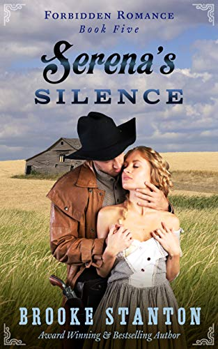 Serena's Silence: A Steamy Historical Romance (Forbidden Romance Book 5) by [Brooke  Stanton]