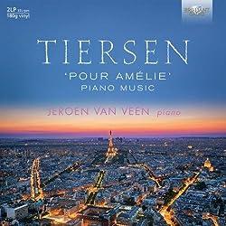 Yann Tiersen : pour Amélie, Musique pour Piano. Van Veen. [Vinyle]