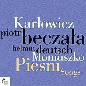 Karłowicz / Moniuszko: Pieśni