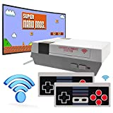 10. LIFTREN Classic Handheld Game Console, Wireless Classic Game Console Built-in 620 Game Handheld Game Console, Video Game Player Console-01