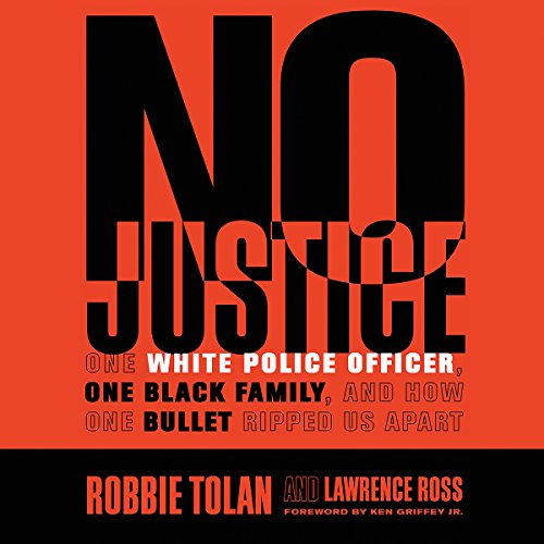 No Justice audiobook cover art