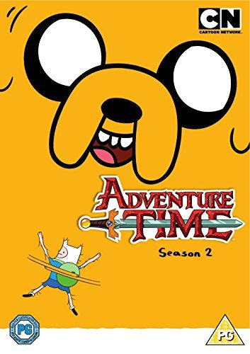 Adventure Time: Season 2 [Edizione: Regno Unito] [Italia] [DVD]