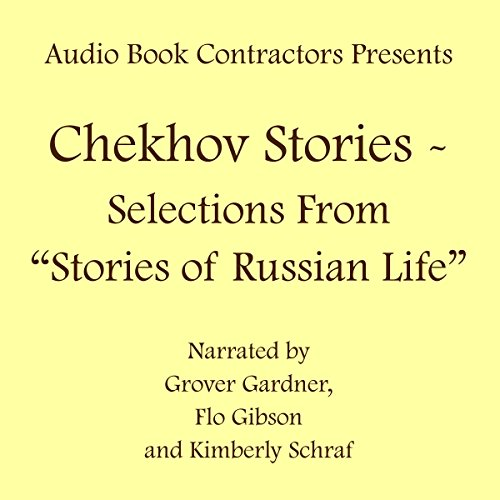 Chekhov Stories Audiobook By Anton Chekhov cover art
