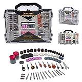 Powerland 99Pcs Accesorios para herramientas rotativas Kit de herramientas Mini Grinder Set M01013