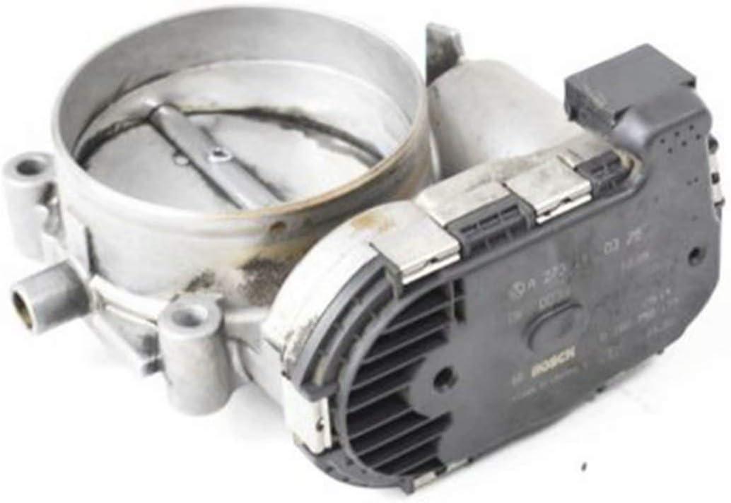 Throttle Body Assembly 5% OFF for 2007-2011 Mercedes S CL SL CLK 1 year warranty GL ML