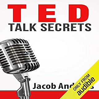 TED Talk Secrets audiobook cover art