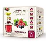 Aroma Light 30 Capsule di Frutti di Bosco Compatibili Nespresso - 225 Gr