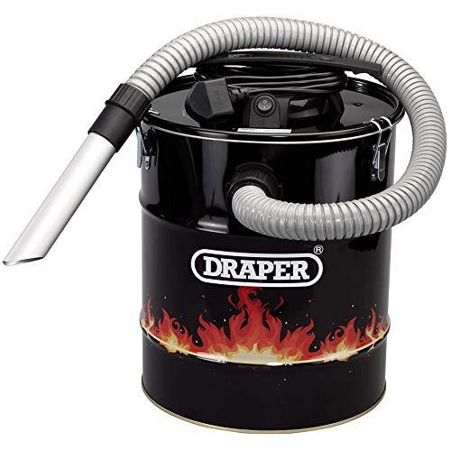 Draper 50976 Aschesauger, 700 W, 230 V, 22 l Fassungsvermögen