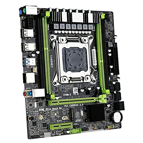 16 Threads Mainboard X79M2 2.0 mit Xeon...