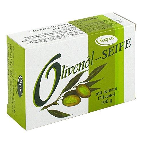 Kappus Olivenseife 100 G Seife