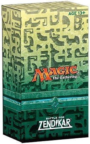 punto de venta en línea Magic Magic Magic the Gathering  MTG Battle for Zendikar Prerelease Pack (Pre-Pelease Promo + 6 Boosters + d20 Spindown Counter) by Magic  the Gathering  Sin impuestos